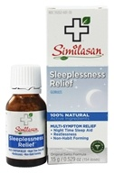 Similasan - Sleeplessness Relief Globules - 0.52 oz., from category: Homeopathy