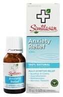 Similasan - Anxiety Relief Globules - 0.52 oz., from category: Homeopathy
