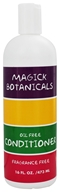 Magick Botanicals - Conditioner Oil Free Fragrance Free - 16 oz.