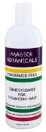 Magick Botanicals - Conditioner For Thinning Hair Fragrance Free - 16 oz. (000469008012)