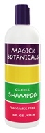 Magick Botanicals - Shampoo Oil Free Fragrance Free - 16 fl. oz.