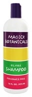 Magick Botanicals - Shampoo Oil Free Fragrance Free - 16 oz. (000469041002)