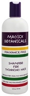 Magick Botanicals - Shampoo For Thinning Hair Fragrance Free - 16 oz.
