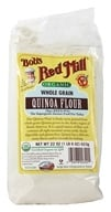 Bob's Red Mill - Quinoa Flour Organic Gluten Free - 22 oz. by Bob's Red Mill