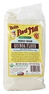 Image of Bob's Red Mill - Quinoa Flour Organic Gluten Free - 22 oz.