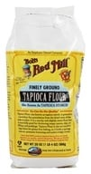 Bob's Red Mill - Tapioca Flour Finely Ground Gluten Free - 20 oz. (039978025357)