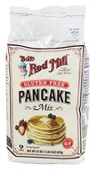 Bob's Red Mill - Pancake Mix Gluten Free - 22 oz. (039978004628)