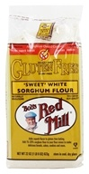 Bob's Red Mill - Sorghum Flour 'Sweet' White Gluten Free - 22 oz. (039978006424)