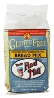 Image of Bob's Red Mill - Bread Mix Homemade Wonderful Gluten Free - 16 oz.