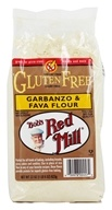 Bob's Red Mill - Garbanzo & Fava Flour Gluten Free - 22 oz., from category: Health Foods