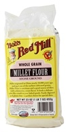 Image of Bob's Red Mill - Millet Flour Whole Grain Gluten Free - 23 oz.
