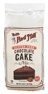 Bob's Red Mill - Chocolate Cake Mix Gluten Free - 16 oz. by Bob's Red Mill