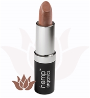Colorganics - Hemp Organics Lipstick Brown Sugar - 0.14 oz.
