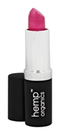 Colorganics - Hemp Organics Lipstick Pink Satin - 0.14 oz. by Colorganics