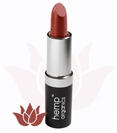 Colorganics - Hemp Organics Lipstick Red Earth - 0.14 oz. - $13.49