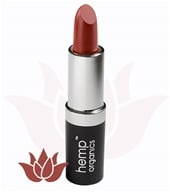Colorganics - Hemp Organics Lipstick Red Earth - 0.14 oz., from category: Personal Care