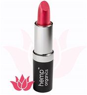Image of Colorganics - Hemp Organics Lipstick Scarlet Fire - 0.14 oz.