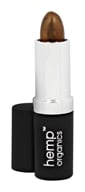 Colorganics - Hemp Organics Lipstick Sepia - 0.14 oz. CLEARANCED PRICED