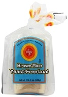 Ener-G - Gluten Free Bread Brown Rice Yeast-Free Loaf - 19 oz., from category: Health Foods