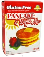 Kinnikinnick Foods - Gluten Free Pancake and Waffle Mix - 16 oz.