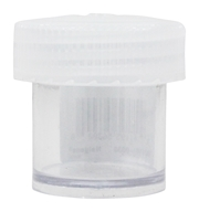 Nalgene - Straight Side Wide Mouth Jar Clear - 1 oz.