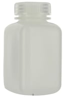 Nalgene - Wide Mouth Square Bottle - 8 oz. (000000340727)