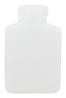 Image of Nalgene - Wide Mouth Rectangular Bottle - 8 oz.
