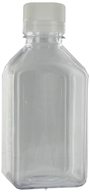 Nalgene - Transparent Lexan Square Storage Bottle - 16 oz., from category: Housewares & Cleaning Aids