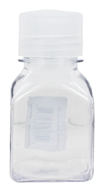 Nalgene - Transparent Lexan Square Storage Bottle - 4 oz.