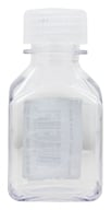 Image of Nalgene - Transparent Lexan Square Storage Bottle - 2 oz.