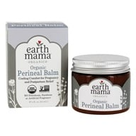 Earth Mama Angel Baby - Bottom Balm Hemorrhoid Salve - 2 oz.