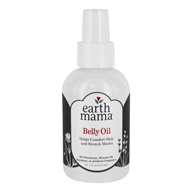 Earth Mama Angel Baby - Natural Stretch Oil - 4 oz.