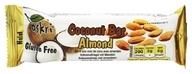 Oskri - Organic Coconut Bar Gluten-Free Almonds - 1.86 oz. (666016018301)