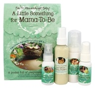 Earth Mama Angel Baby - A Little Something for Mama-To-Be Set by Earth Mama Angel Baby