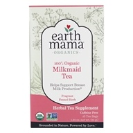 Image of Earth Mama Angel Baby - Organic Milkmaid Tea - 16 Tea Bags