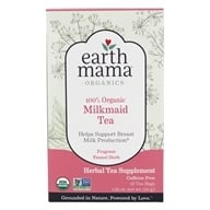 Earth Mama Angel Baby - Organic Milkmaid Tea - 16 Tea Bags by Earth Mama Angel Baby