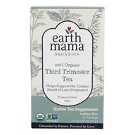 Earth Mama Angel Baby - Organic Third Trimester Tea - 16 Tea Bags (859220010159)