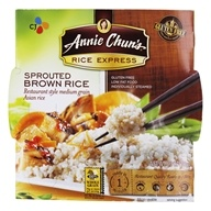 Image of Annie Chun's - Rice Express Sprouted Brown Rice - 6.3 oz.
