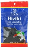 Eden Foods - Hiziki Sea Vegetable - 2.1 oz.