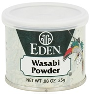 Eden Foods - Wasabi Powder - 0.88 oz., from category: Health Foods
