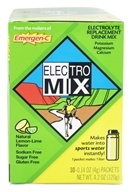 Alacer - Electro-Mix Calorie-Free Lemon Lime - 30 Packet(s), from category: Sports Nutrition