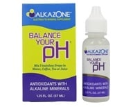 Alkazone - Alkaline Booster with Antioxidant - 1.2 oz., from category: Nutritional Supplements