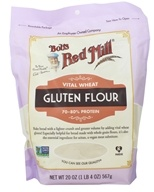 Bob's Red Mill - Vital Wheat Gluten Flour - 22 oz., from category: Health Foods
