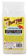Image of Bob's Red Mill - Spelt Flour Whole Grain Stone Ground - 24 oz.