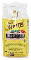 Bob's Red Mill - Dark Rye Flour Organic - 22 oz.