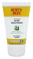 Image of Burt's Bees - Natural Acne Solutions Pore Refining Scrub - 4 oz.