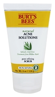 Burt's Bees - Natural Acne Solutions Pore Refining Scrub - 4 oz. - $8.99