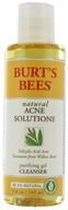 Image of Burt's Bees - Natural Acne Solutions Purifying Gel Cleanser - 5 oz.