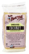 Image of Bob's Red Mill - Coconut Shredded Unsweetened - 12 oz.