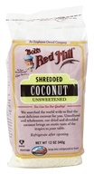 Bob's Red Mill - Coconut Shredded Unsweetened - 12 oz. (039978015785)